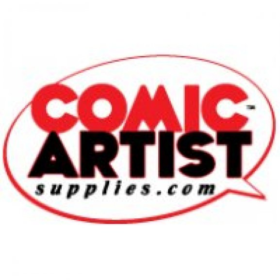 Logo of Comic Artist Supplies