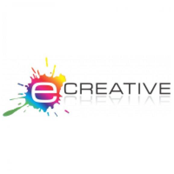 Logo of E-Creative - Fundo Branco