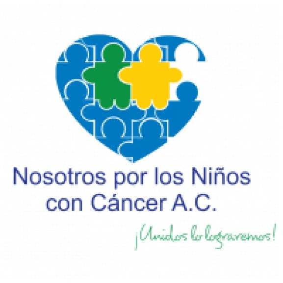 Logo of Nosotros por los Niños con Cáncer A.C.