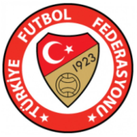 Logo of Türkey Football Federation