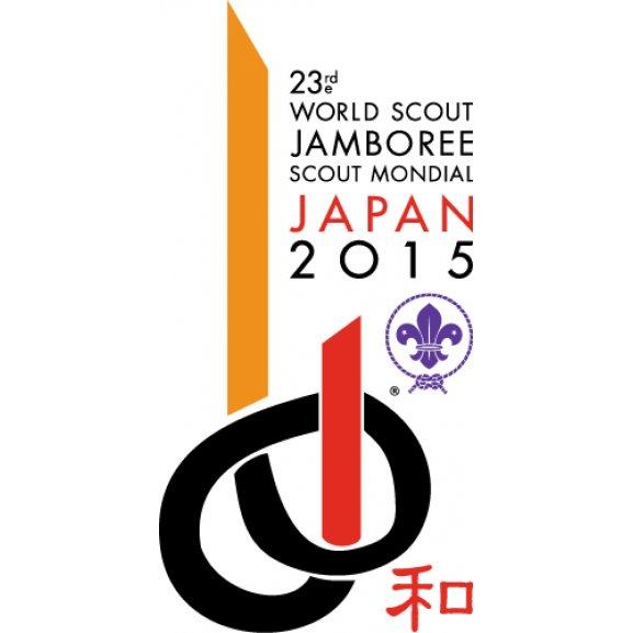 Logo of 23rd World Scout Jamboree Japan 2015