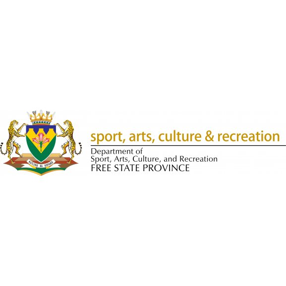Logo of Free State Sport Arts Culture & Recreation