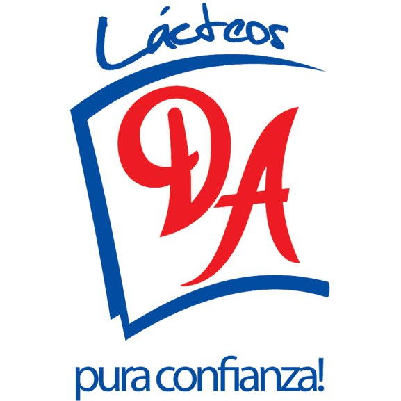 Logo of Lacteos Doña Ángela (Lacteos DA pura confianza!)