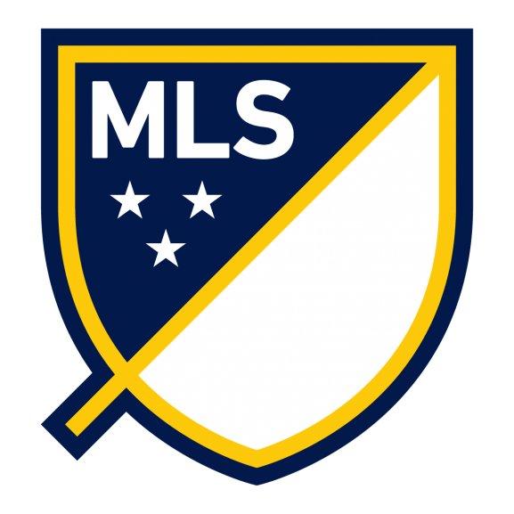 Logo of MLS CREST (2015 version) - LA Galaxy Branded