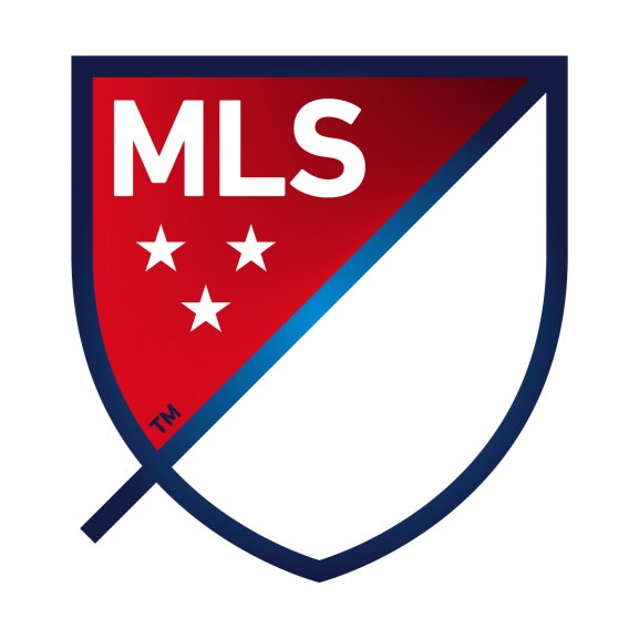 Logo of MLS CREST (2015 version)
