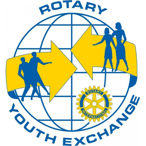 Logo of Rotary Youth Exchange