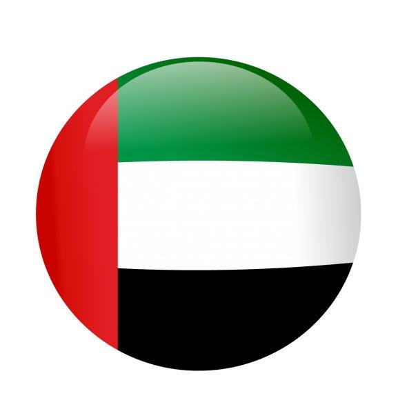 Logo of UAE Round Flag