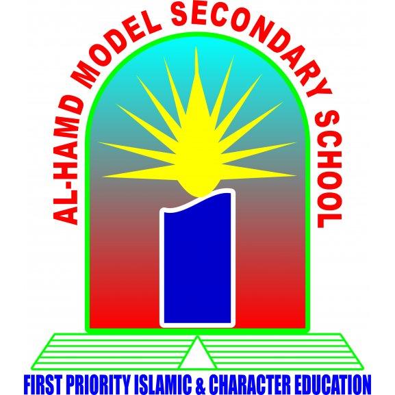 Logo of Al-Hamd Model Secondary School