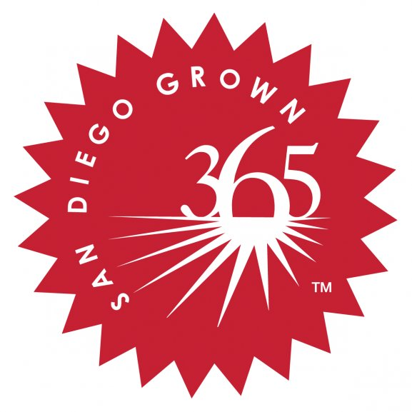 Logo of San Diego Grown 365