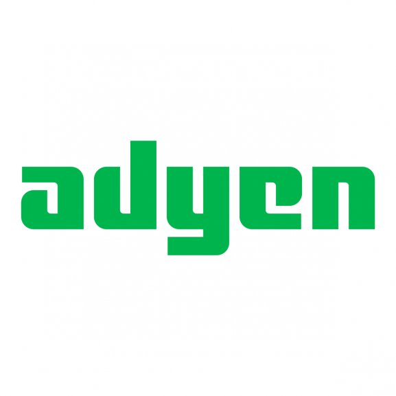 Logo of Adyen