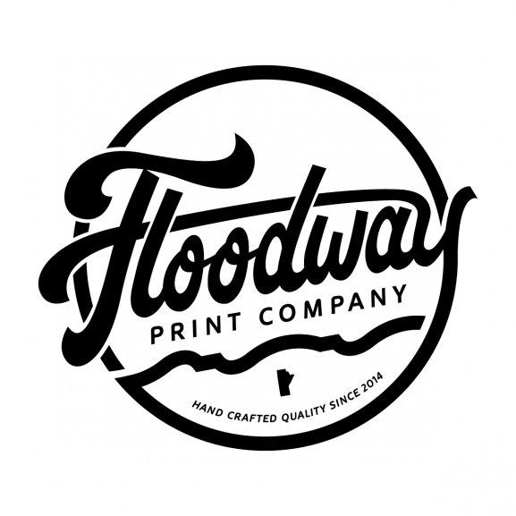 Logo of Floodway Print Company