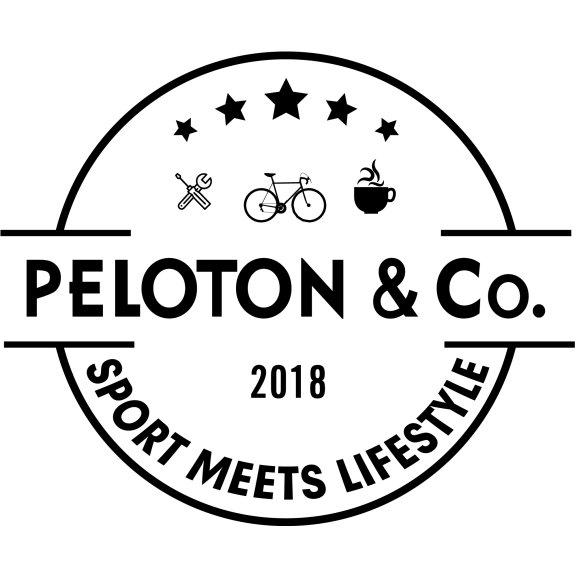 Logo of PELOTON CO