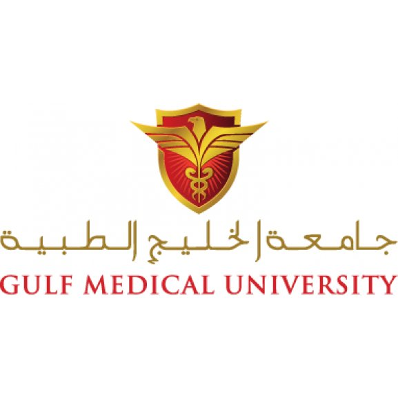 Logo of Gulf Medical University