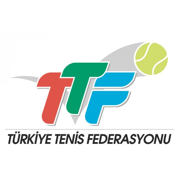 Logo of Turkish Tennis Federation