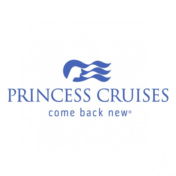 Logo of Princess Cruises