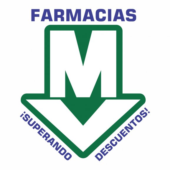 Logo of Farmacias MV