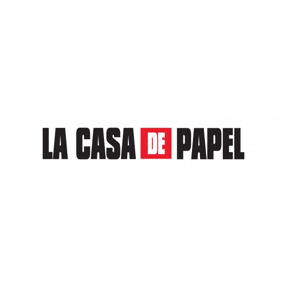 Logo of La Casa de Papel