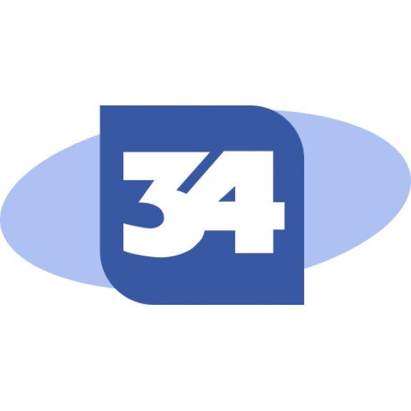 Logo of 34 channel