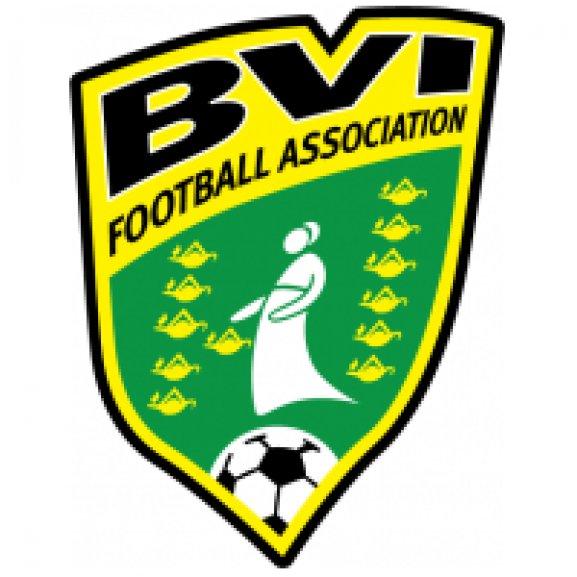 Logo of BVI Football Association
