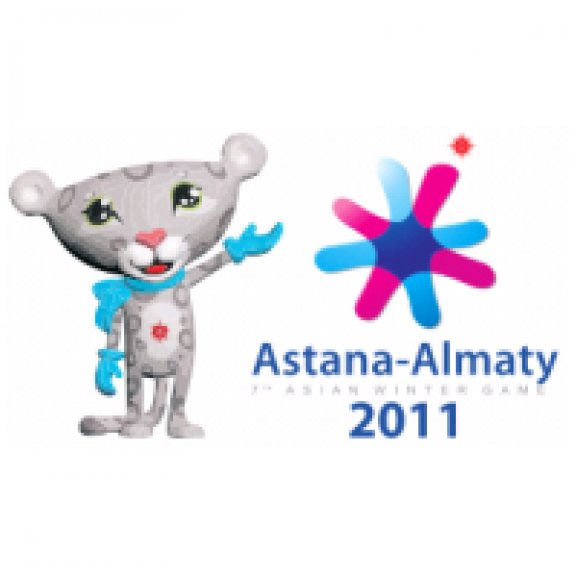 Logo of Astana-Almaty 7th Asian Winter Game