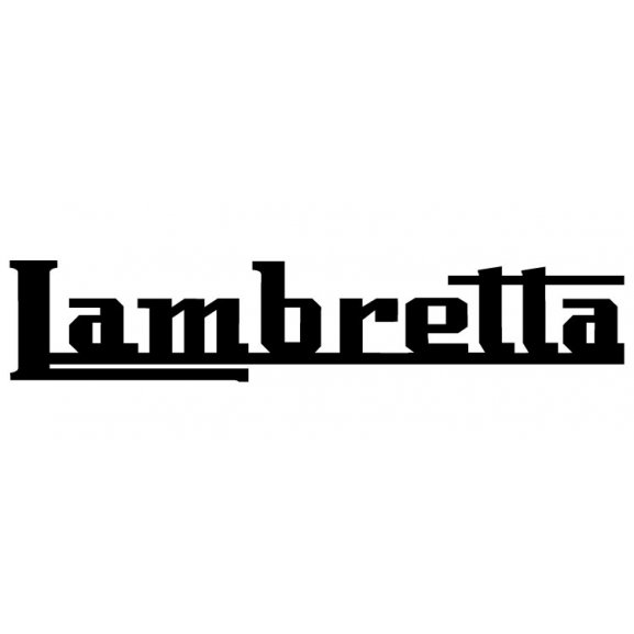 Logo of Lambretta
