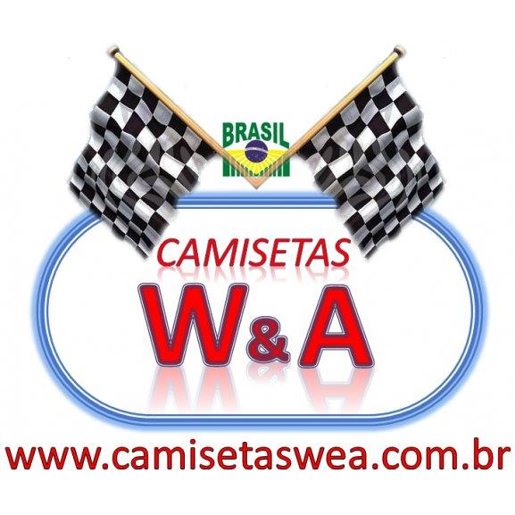 Logo of W&A Camisetas