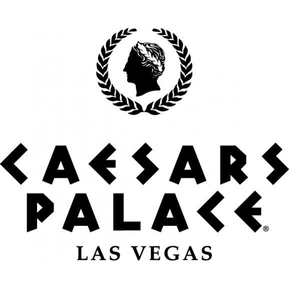 Logo of Caesars Palace