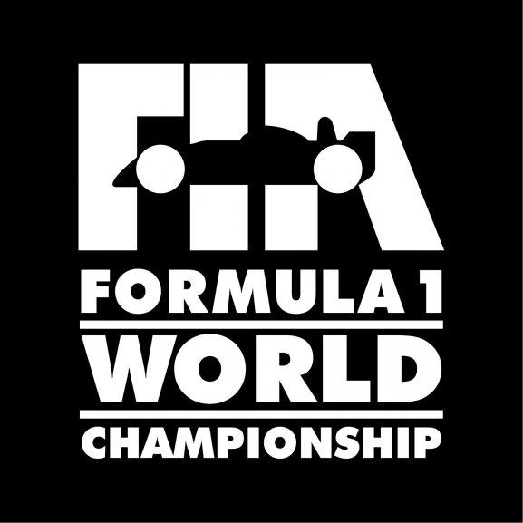 Logo of Formula 1 World Championship