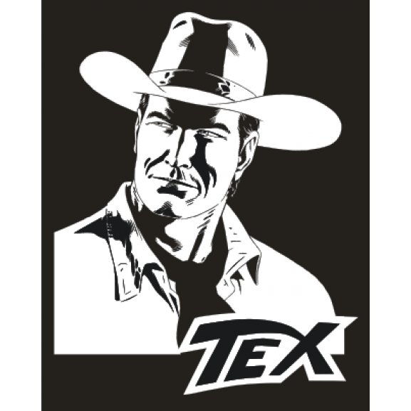 Logo of Tex Willer