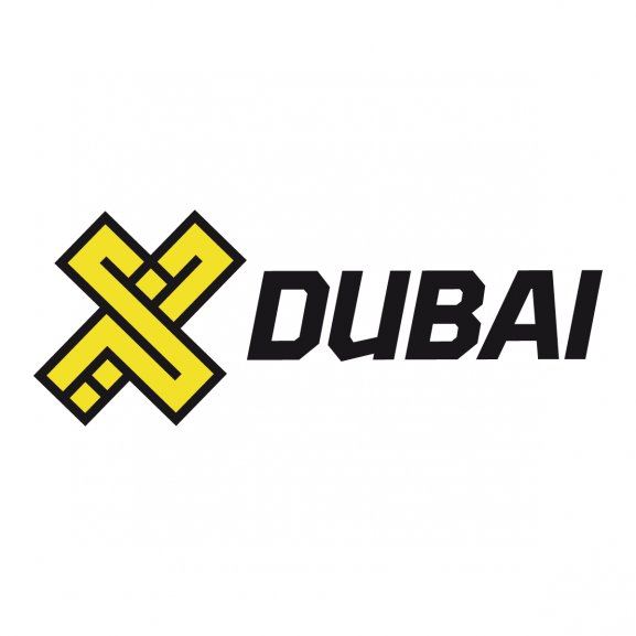 Logo of Dubai