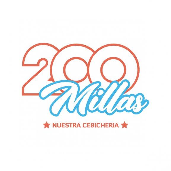 Logo of 200 Millas Nuestra Cebicheria