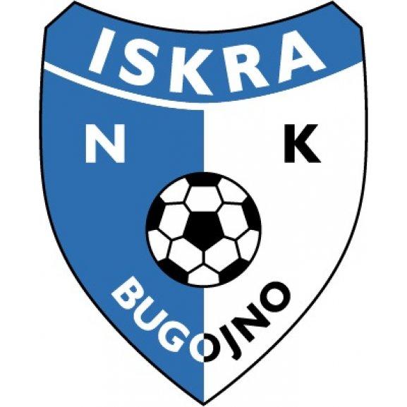 Logo of NK Iskra Bugojno (early 00's logo)