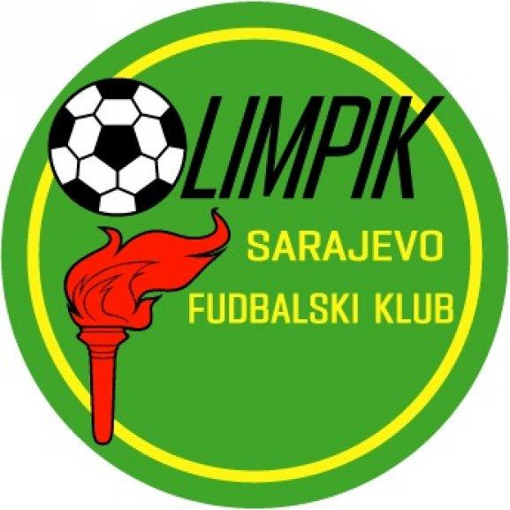 Logo of FK Olimpik Sarajevo (early 00's logo)