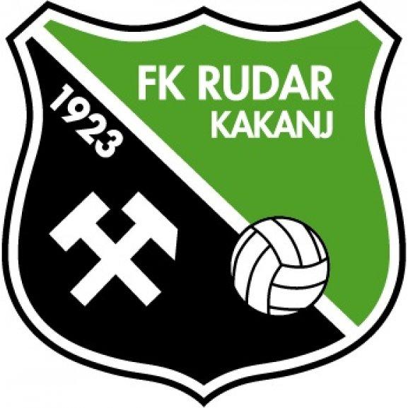 Logo of FK Rudar Kakanj (early 00's logo)