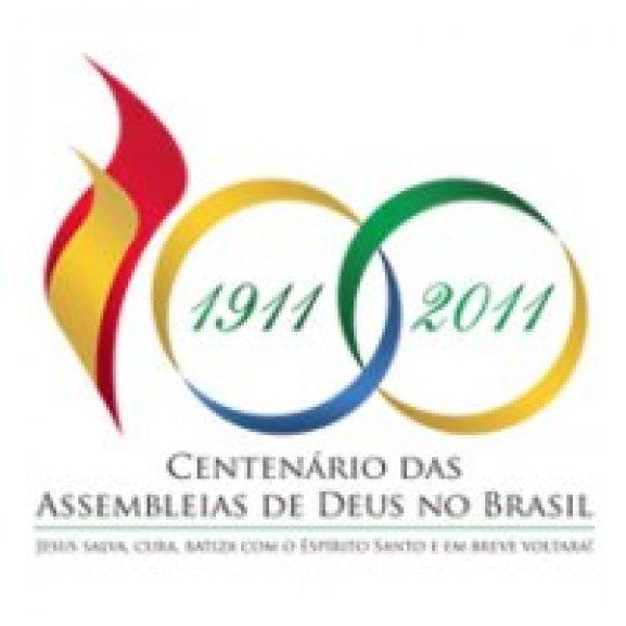Logo of Centenário das Assembleias de Deus no Brasil