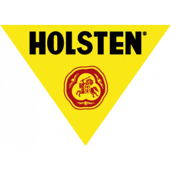 Logo of Holsten