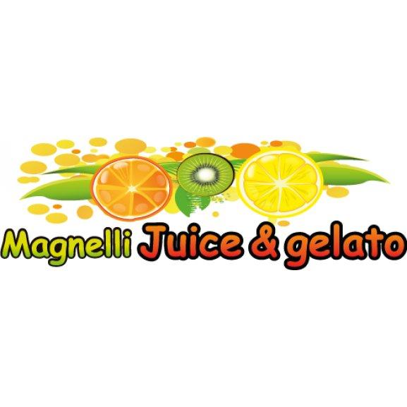 Logo of Magnelli Juice & gelato ®™