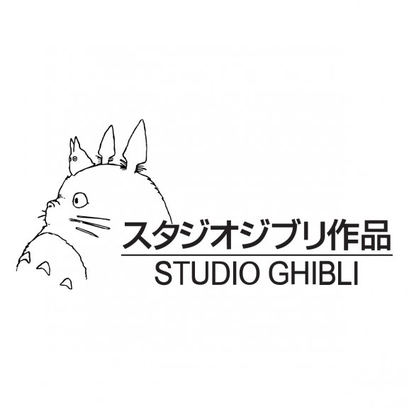 Logo of Studio Ghibli