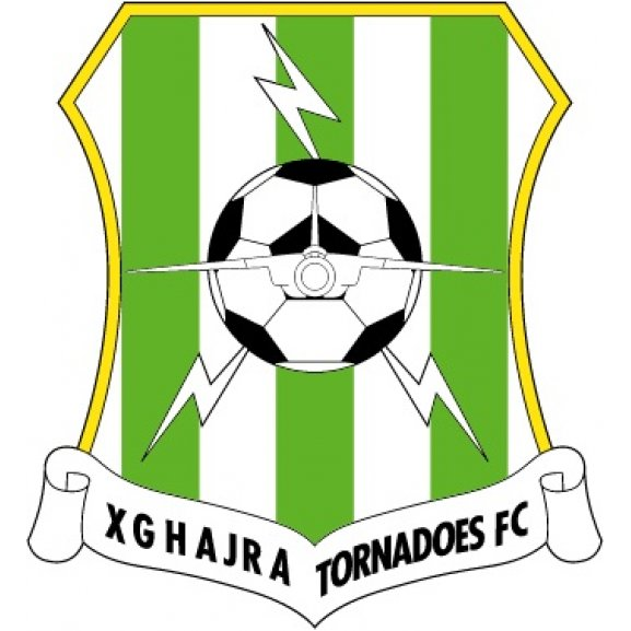 Logo of Xghajra Tornadoes FC