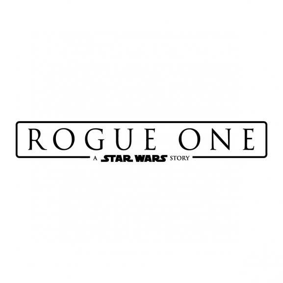 Logo of Rogue One: A Star Wars Story