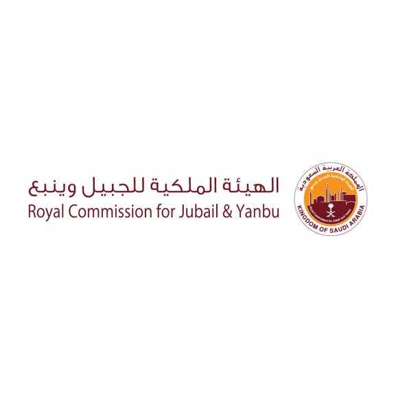 Logo of Royal commission for Jubail and Yanbu RCJY