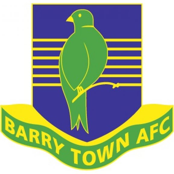 Logo of Barry Town AFC