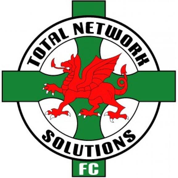 Logo of TNS Llansantffraid FC
