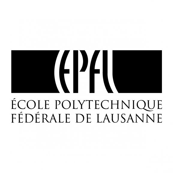 Logo of EPFL Ecole polytechnique fédérale de Lausanne