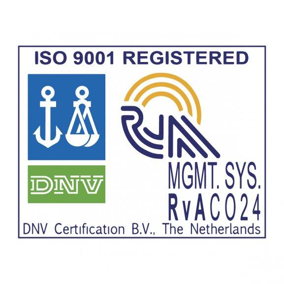 Logo of DNV Certification