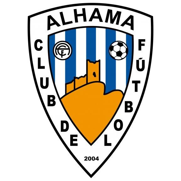 Logo of Alhama C.F.
