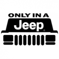 Logo of Only in a Jeep