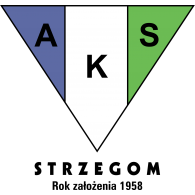 Logo of AKS Strzegom