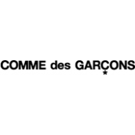 Logo of COMME des GARCONS