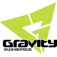 Logo of Gravity Snowboards